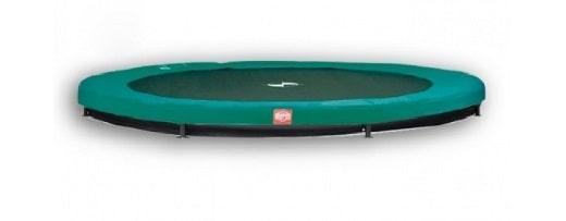 Berg favorit inground trampolin test