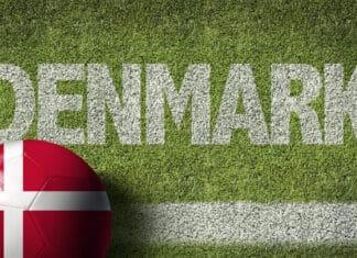 landskampen med Danmark